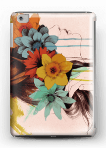 Blumenkranz Handyhülle IPad mini 2
