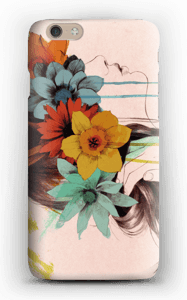 Flower girl case IPhone 6