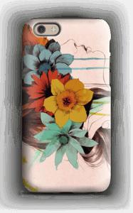 Blomsterkrans deksel IPhone 6 tough