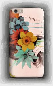 Blomsterkrans skal IPhone 6 Plus