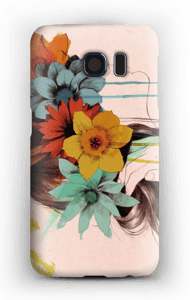 Flower girl case Galaxy S6