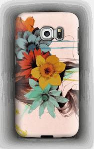 Flower girl case Galaxy S6 Edge