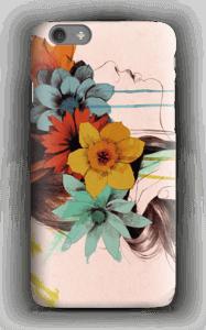 Blomsterkrans deksel IPhone 6s