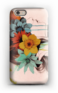 Flower girl case IPhone 6s tough