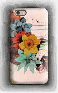 Blomsterkrans deksel IPhone 6s tough