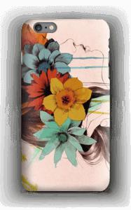 Blomsterkrans skal IPhone 6s Plus