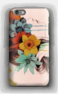 Flower girl case IPhone 6 Plus tough
