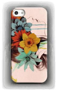 Blomsterkrans skal IPhone SE