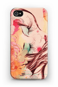 Blushing girl case IPhone 4/4s