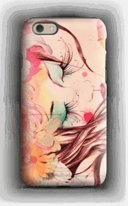 Blomster i håret deksel IPhone 6 tough