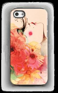 Jente med lange øyevipper deksel IPhone 5/5s tough