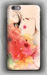 Jente med lange øyevipper deksel IPhone 6s