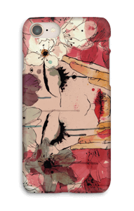 Flower Tears case IPhone 8