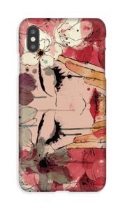 Blomstertårar skal IPhone XS Max