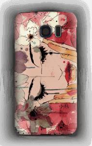 Blomstertårar skal Galaxy S6