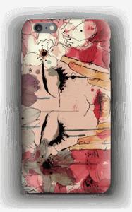 Blomstertårar skal IPhone 6s Plus