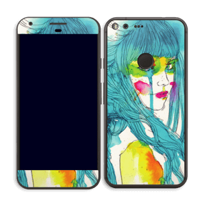 Femme & couleurs Skin Pixel XL