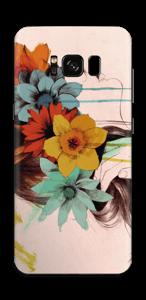 Flower Crown  Skin Galaxy S8