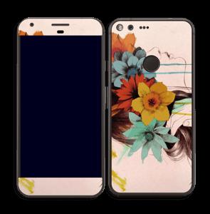 Fleur & femme Skin Pixel XL