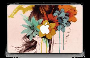 Flower girl  Skin MacBook Air 11