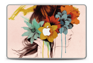 Flower girl  Skin MacBook Pro 15