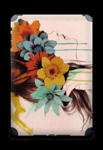 Flower girl  Skin IPad mini 2 back