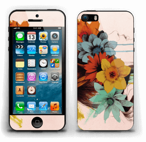 Flower girl  Skin IPhone 5s