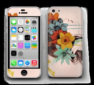 Flower girl  Skin IPhone 5c