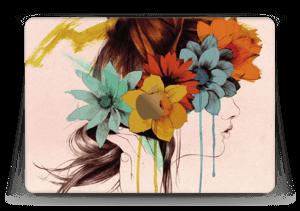 Flower girl  Skin MacBook 12