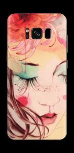 Flower Girl  Skin Galaxy S8