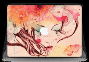 """Blushing girl  Skin MacBook Air 13"""""""