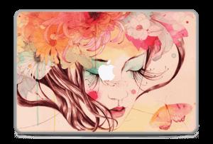 """Femme & fleurs 3 Skin MacBook Pro 17"""" -2015"""