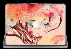 "Flower Girl  Skin MacBook Pro Retina 15"" 2015"