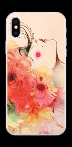 Blomsterpige Skin IPhone XS