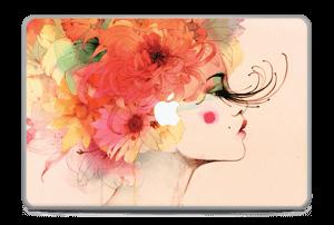 """Femme & fleurs 2 Skin MacBook Pro 17"""" -2015"""