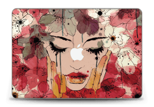 "Flower Tears Skin MacBook Pro Retina 15"" 2015"