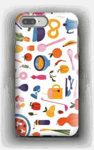 Food case IPhone 7 Plus tough