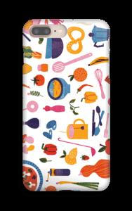 Food case IPhone 8 Plus