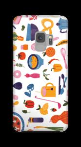 Essen Handyhülle Galaxy S9