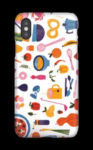 Mat deksel IPhone XS