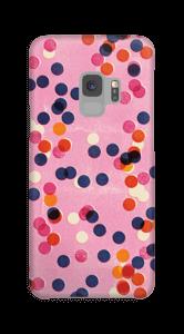 Punkte Handyhülle Galaxy S9