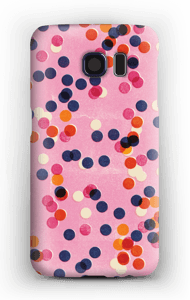 Prikker cover Galaxy S6