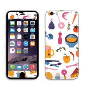 A table ! Skin IPhone 6/6s