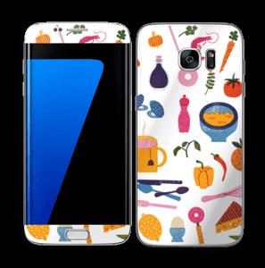 Essen Skin Galaxy S7 Edge