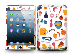 A table ! Skin IPad mini 2
