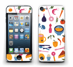 Essen Skin IPod Touch 5th Gen