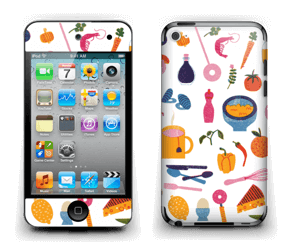 Hungry?  Skin IPod Touch 4th Gen