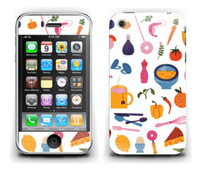 A table ! Skin IPhone 3G/3GS