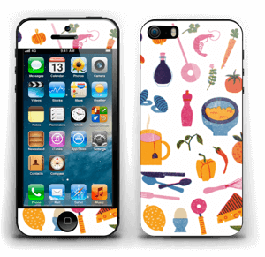 Hungry? Skin IPhone 5s