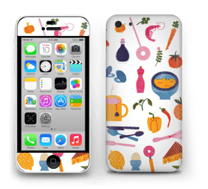Hungry? Skin IPhone 5c
